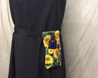Massage Holster Sunflowers