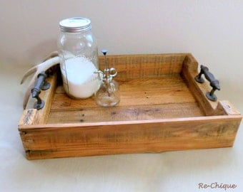 Rustic/Farmhouse all purpose tray