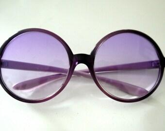 KARIAN hippie / boho style, vintage,  70s, oversized sunglasses FREE SHIPPING!