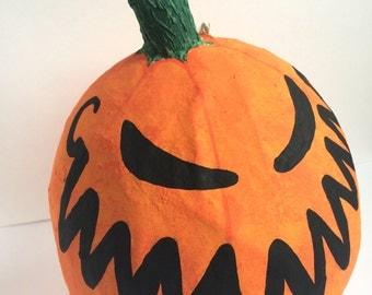 Jack-o-lantern pinata - Halloween Pinata - Halloween Party Game - Halloween Party Decor