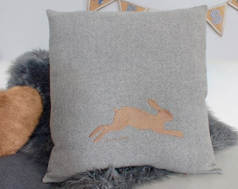 "Cushion ""the March Hare"""
