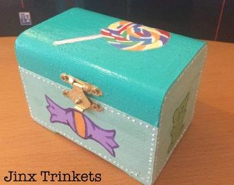 Candy trinket box