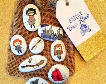 Harry Potter Story Stones