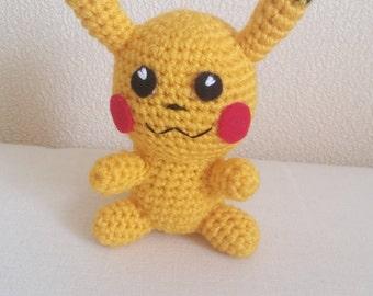 Pokemon Pikachu from Pokemon Go