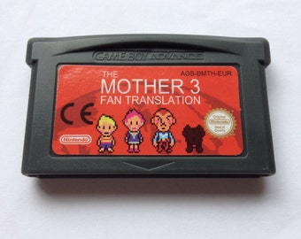 Mother 3 for Nintendo Gameboy Advance