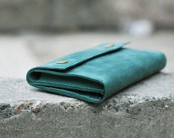 Handy Genuine Leather Wallet
