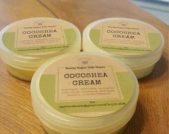 Cocoshea Cream.Beauty Begins With Nature