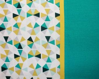 Geometric Print Pillowcase Pair