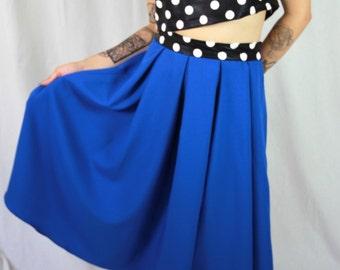 Penelope Skirt/ SS16/ Pleated Skirt