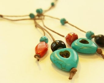 Beaded Wrap Necklace Mix & Match Original Jewelry