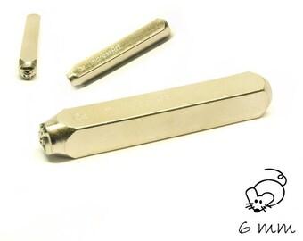 1 design stamp mouse squeak punch hallmark