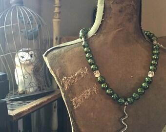 S L Y T H E R I N  necklace