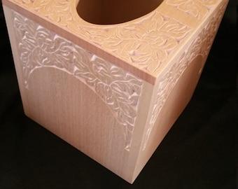 Small kleenex box