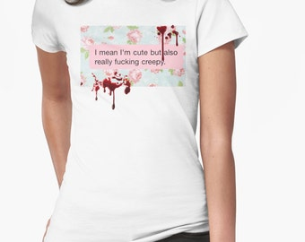 Custom Creepy Cute T-Shirt