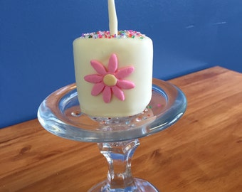 Mother's Day Flower Chocolate Marshmallow