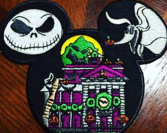 Holiday Mansion patch