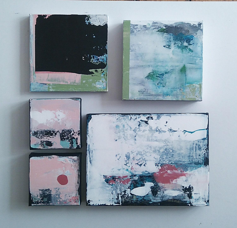 Contemporary artwork for the home - Scrape Abstract Painting Canvas Art Art Abstract Contemporary Art Abstract Painting Art Painting Home Home Decor Artwork