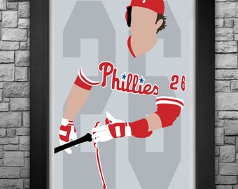 CHASE UTLEY minimalism style limited edition art print. Choose from 3 sizes!
