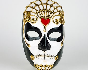Male Mask Day of Dead