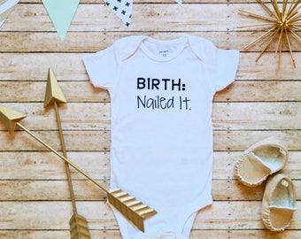 BIRTH: Nailed It