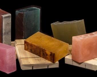 Handmade Honey Soap