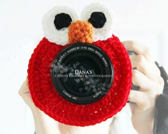 Elmo Camera Lens Buddy