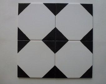 Tile Rhombuses