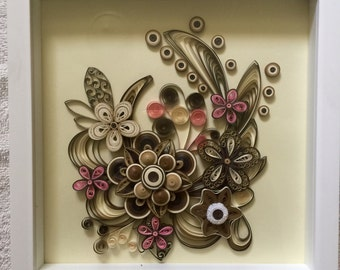 Paper Quilled Picture
