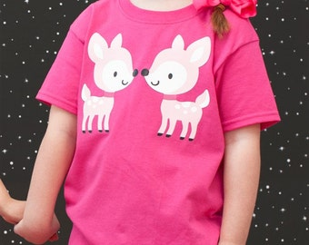 Childs Deer shirt