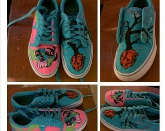 Custom shoe designs!