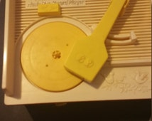 1970's Fisher price music box recorder