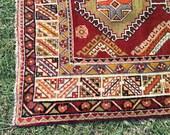 Persian Rug, Shiraz (Red,...