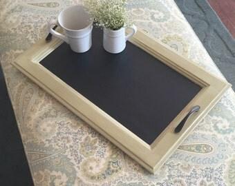 Chalkboard Tray