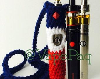 Kangertech Subvod ReadyToShip* Red, White & Blue SubVod Lanyard\Cozy