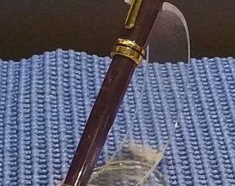 Designer 24kt Gold Twist Pen