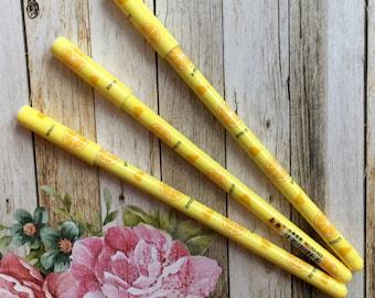 Lemon Gel Pen