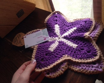 Starfish Dishcloths