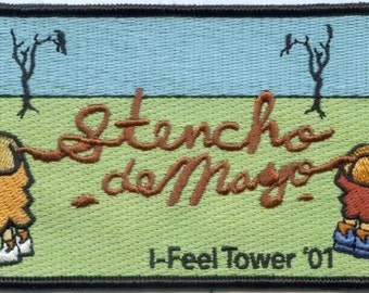 Stencho De Mayo Patch