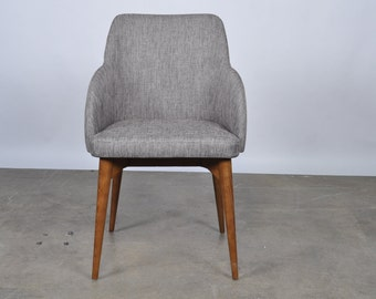 Pepper Gray Dining chair