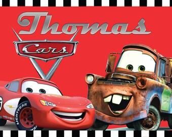 CARS NAME TEMPLATE