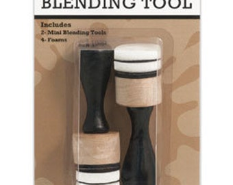 """Ranger Mini Ink Blending Tool 1"""" Round"""