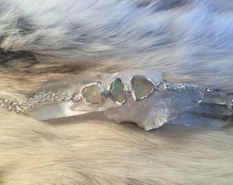 opal silver(92.5) bracelet
