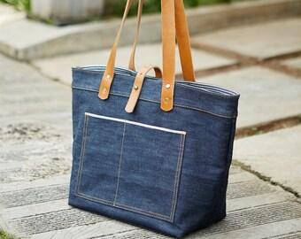 goonani Denim Bag