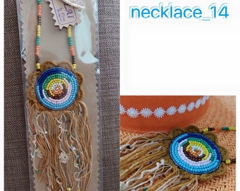 Bohemian Necklace 14