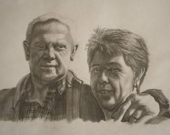 Portrait and Drawing Request Service