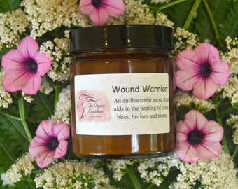 Wound Warrior- An Organic Healing Salve