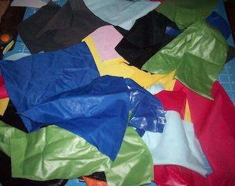 Sample of PUL Fabric