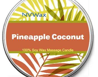 2 oz. Personal Massage Candle