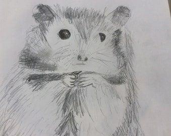 Hurried Hamster (original)