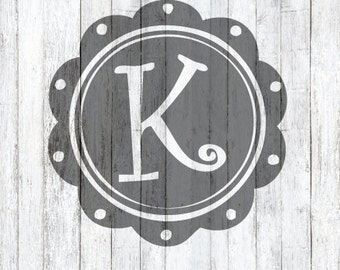 Circle K SVG File